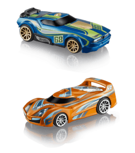 Preciosos y rápidos coches - Hot Wheels AI Intelligent Race System