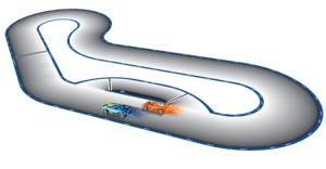 Circuito - Hot Wheels AI Intelligent Race System