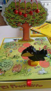 El Frutalito de Haba - jugando