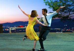 La ciudad de las estrellas - Emma Stone y Ryan Gosling
