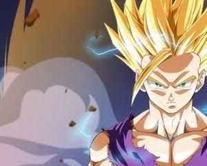 Son Gohan, hijo de Son Goku