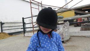 Visita a una granja - O. la amazona