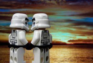 Niño o Niña, será un Stormtrooper