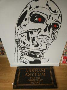 Librería Multiverso Valladolid - Arkham y Terminator