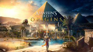 Assassins Creed Origins - mejores juegos de ps4 2017