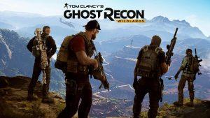 Ghost Recon Wildlands - mejores juegos de ps4 2017