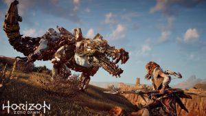Horizon Zero Dawn - mejores juegos de ps4 2017