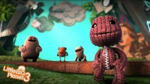 Little Big Planet 3 - mejores juegos para niños de ps4 de 2017