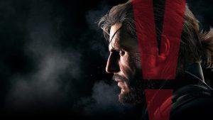Metal Gear V - mejores juegos de ps4 2017