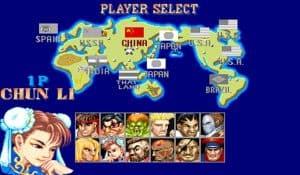 Machismo en Street Fighter