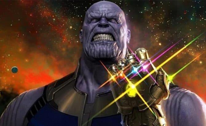 Infinity War y nosotros Los vengadores