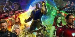 infinity war y thanos