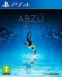 los mejores juegos de ps4 para niños Abzu
