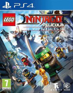 los mejores juegos de ps4 para niños Lego Ninja Go