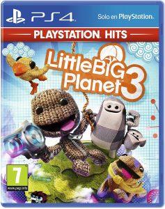 los mejores juegos de ps4 para niños Little big planet 3