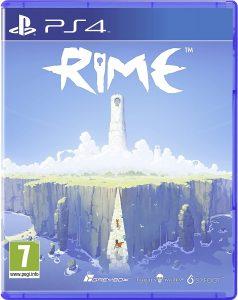 los mejores juegos de ps4 para niños Rime