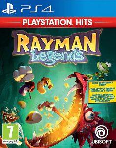 los mejores juegos de ps4 para niños Rayman Legends