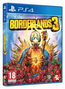 Mejores juegos Ps4 2019 - Borderlands 3