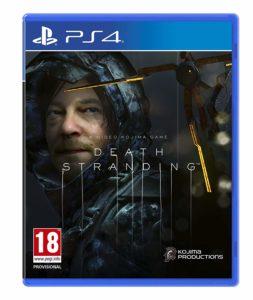 Mejores juegos Ps4 2019 - Death Stranding