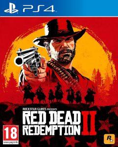 Los mejores juegos de PS4 RDRII