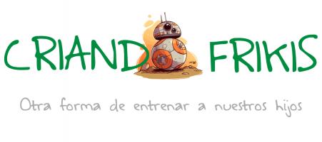 logotipo Criando Frikis